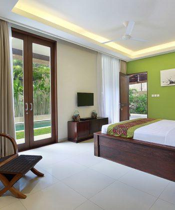 Master Bedroom 2-Bedroom Villa