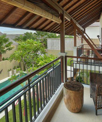 Terrace of Two Bedroom Villa