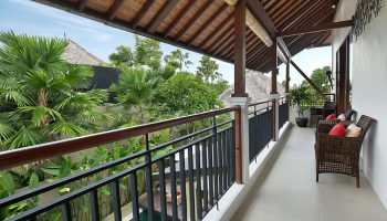 Terrace of Three Bedroom Villa